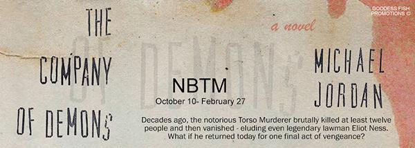 Promotional banner for Michael J. Jordan's blog tour